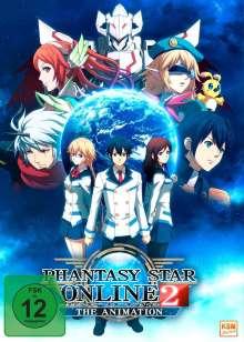 Phantasy Star Online 2 (Gesamtedition), 3 DVDs