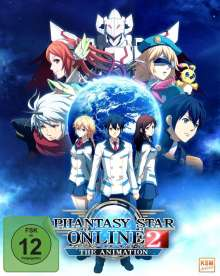 Phantasy Star Online 2 (Gesamtedition) (Blu-ray), 3 Blu-ray Discs
