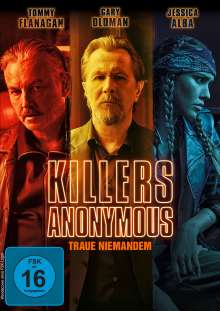 Killers Anonymous, DVD