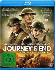 Journey's End (Blu-ray), Blu-ray Disc