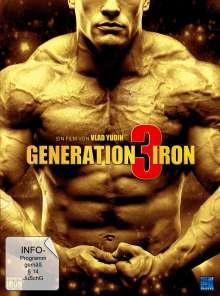 Generation Iron 3, DVD