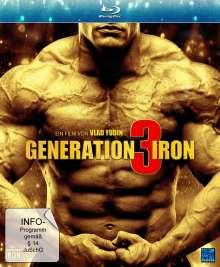Generation Iron 3 (Blu-ray), Blu-ray Disc