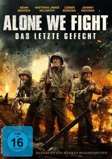 Alone We Fight, DVD