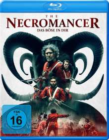 The Necromancer (Blu-ray), Blu-ray Disc