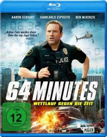 64 Minutes - Wettlauf gegen die Zeit (Blu-ray), Blu-ray Disc