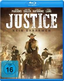 Justice (Blu-ray), Blu-ray Disc