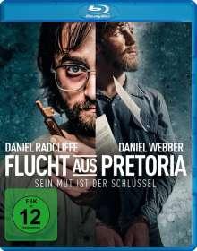 Flucht aus Pretoria (Blu-ray), Blu-ray Disc