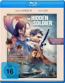 The Hidden Soldier (Blu-ray), Blu-ray Disc