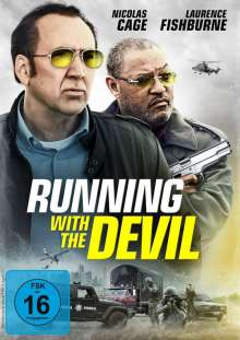Running with the Devil (2019), DVD