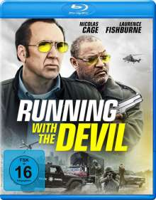 Running with the Devil (2019) (Blu-ray), Blu-ray Disc
