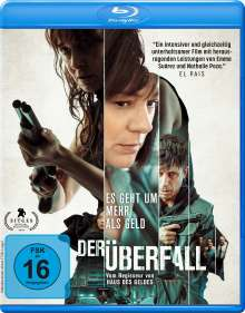 Der Überfall (Blu-ray), Blu-ray Disc