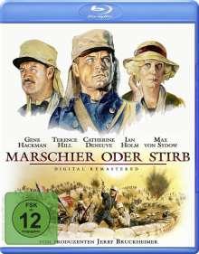 Marschier oder stirb (Blu-ray), Blu-ray Disc