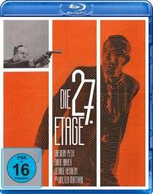 Die 27. Etage (Blu-ray), Blu-ray Disc