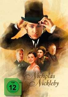 Nicholas Nickleby (2002) (Blu-ray & DVD im Mediabook), 1 Blu-ray Disc und 1 DVD