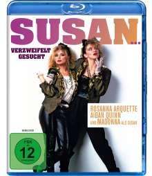 Susan verzweifelt gesucht (Blu-ray), Blu-ray Disc