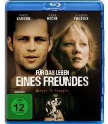 Für das Leben eines Freundes (Blu-ray), Blu-ray Disc