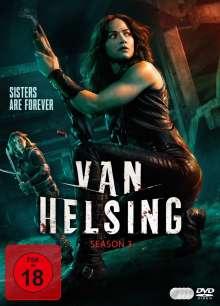 Van Helsing Staffel 3, 4 DVDs