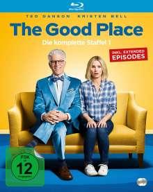 The Good Place Staffel 1 (Blu-ray), 2 Blu-ray Discs