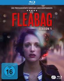 Fleabag Staffel 1 (Blu-ray), 2 Blu-ray Discs
