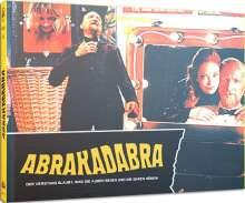 Abrakadabra (Blu-ray & DVD im Mediabook), 1 Blu-ray Disc, 1 DVD und 1 CD