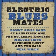 Electric Blues Mates, CD