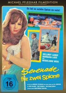Serenade für zwei Spione, DVD