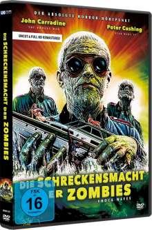 Die Schreckensmacht der Zombies, DVD