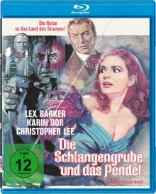 Die Schlangengrube und das Pendel (Blu-ray), Blu-ray Disc