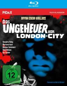 Das Ungeheuer von London-City (Blu-ray), Blu-ray Disc