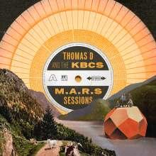 Thomas D & The KBCS: M.A.R.S. Sessions (Limited Box Set) (Orange & Black Vinyl), 2 LPs und 1 CD