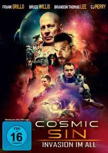 Cosmic Sin - Invasion im All, DVD
