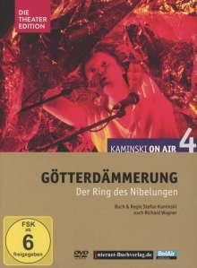 Richard Wagner (1813-1883): Kaminski on Air 4 - Götterdämmerung (Hörspiel-Theater), DVD
