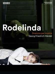 Georg Friedrich Händel (1685-1759): Rodelinda, 2 DVDs