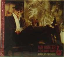 Ian Hunter: Fingers Crossed (+Bonus) (Digipack), CD