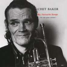 Chet Baker (1929-1988): My Favourite Songs: The Last Great Concert, CD
