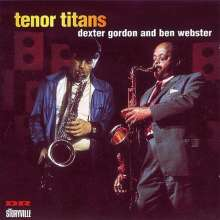 Dexter Gordon & Ben Webster: Tenor Titans, CD