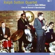 Ralph Sutton & Bob Wilber: Live At Sunnie's Rendezvous Vol.1, CD