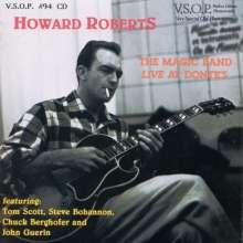 Howard Roberts (1929-1992): The Magic Band Live At Donte's Vol.1, CD
