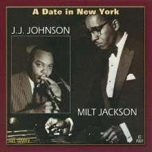 J.J. Johnson & Milt Jackson: A Date In New York, CD