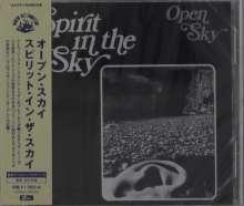 Open Sky: Spirit In The Sky, CD