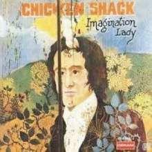 Chicken Shack (Stan Webb): Imagination Lady, CD