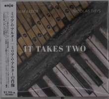 Myriam Alter: It Takes Two (Digipack), CD