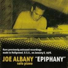Joe Albany (1924-1988): Epiphany, CD
