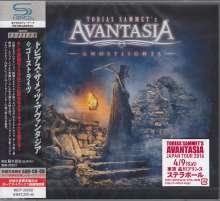Avantasia: Ghostlights (SHM-CD + CD), 2 CDs