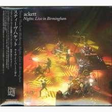 Steve Hackett (geb. 1950): Wuthering Nights: Live In Birmingham +Bonus (Digisleeve), 3 CDs