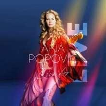 Ana Popovic: Live For LIVE, DVD