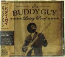 Buddy Guy: Living Proof, CD
