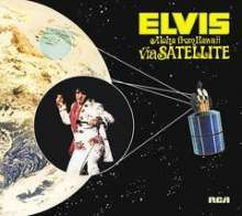 Elvis Presley (1935-1977): Aloha from Hawaii Via Satellite 1973 (Live) (Legacy Edition) + Bonus, 2 CDs