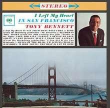 Tony Bennett (geb. 1926): I Left My Heart In San Francisco, CD