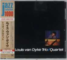 Louis van Dyke (Dijk) (1941-2020): The Louis Van Dyke Trio/Quartet (Reissue), CD